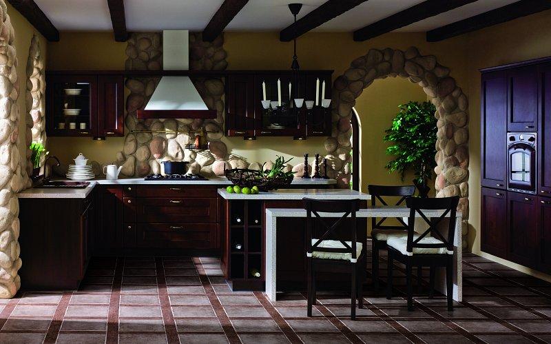 Camello BRW Classic Kitchens  MagnatKitchens LTD -> Kuchnie Klasyczne Mazowieckie