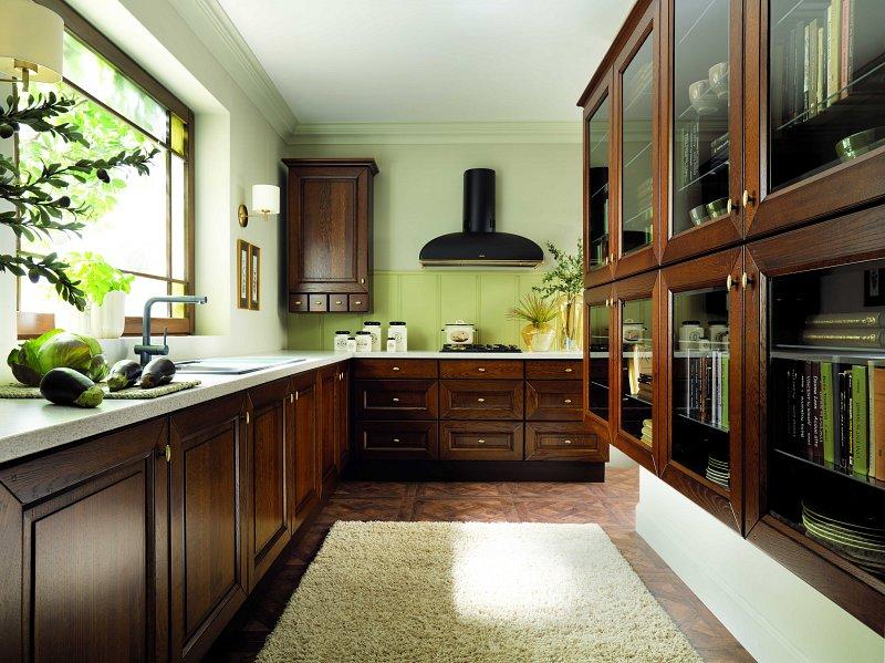 Royal Gladius BRW Classic Kitchens  MagnatKitchens LTD -> Kuchnie Klasyczne Mazowieckie