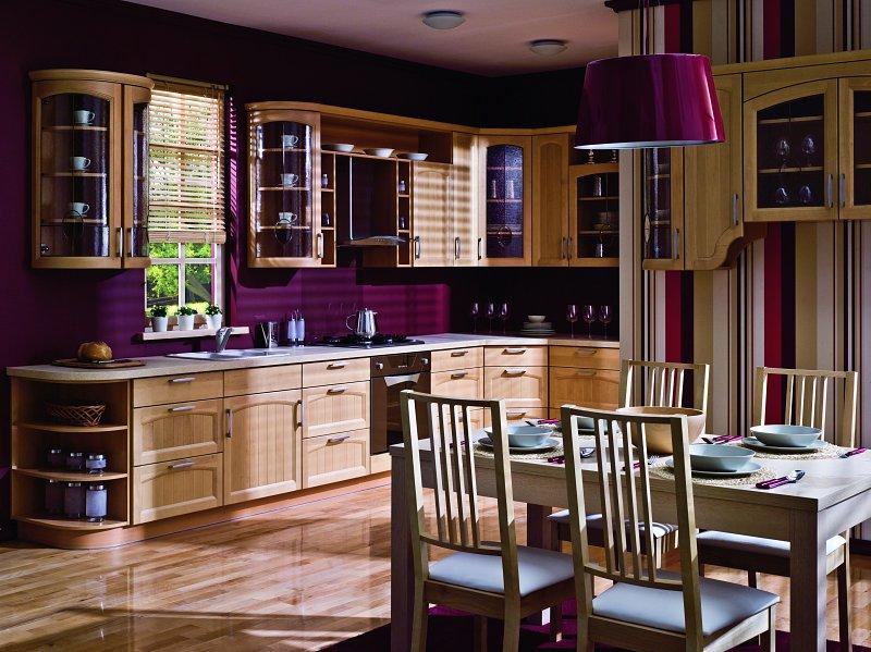 Rubia BRW Classic Kitchens  MagnatKitchens LTD -> Kuchnie Klasyczne Mazowieckie